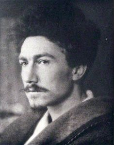 Ezra Pound, famous for inspiring some of the most well-known poets, such as Yeats and T.S. Eliot.