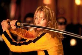 "Beatrix Kiddo goes on a ""rampage of revenge"" when her so-called friends are responsible for attempting to kill her and the child she carried."